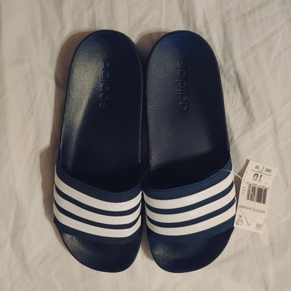 Adidas slides/sandals